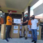 Donation from Bali Hotels Association to COVID-19 Task Force