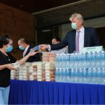 Centara Hotels & Resorts makes food donation to the Thai Government's Public Relations Department